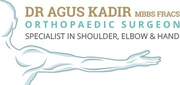 Dr Agus Kadir - Specialist In Shoulder, Elbow & Hand